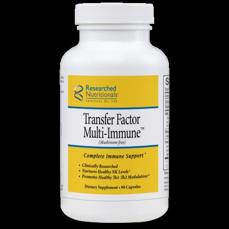 transfer factor mushroom free