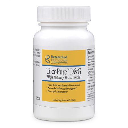 TocoPure D&G tocotrienols