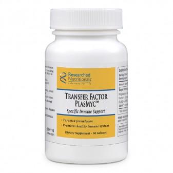 Transfer Factor PlasMyc targeted immune support