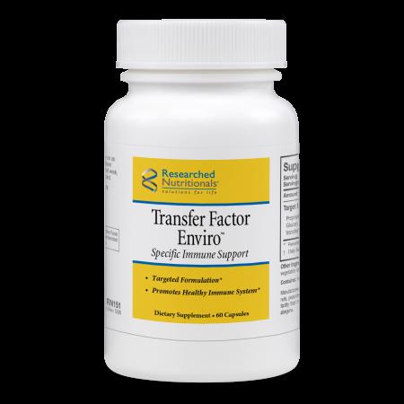 transfer factor mold detox