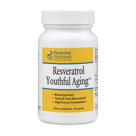 Resveratrol-youthful-aging-antioxidant