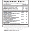ATP 360 label supplement facts