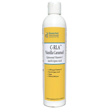 C-RLA Vanilla Caramel 1218