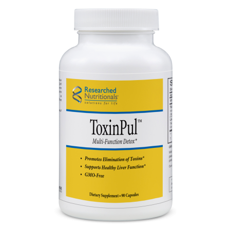 toxinpul comprehensive, multi-function heavy metal and glyphosate removal support
