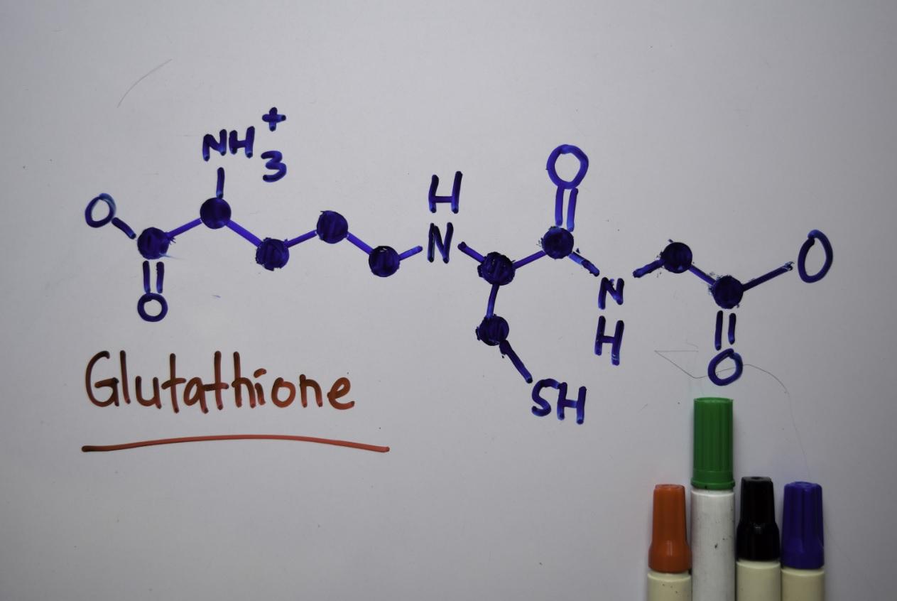 GSH liposomal glutathione supplement